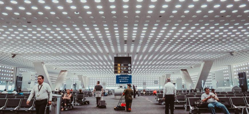 Zračna luka Mexico City