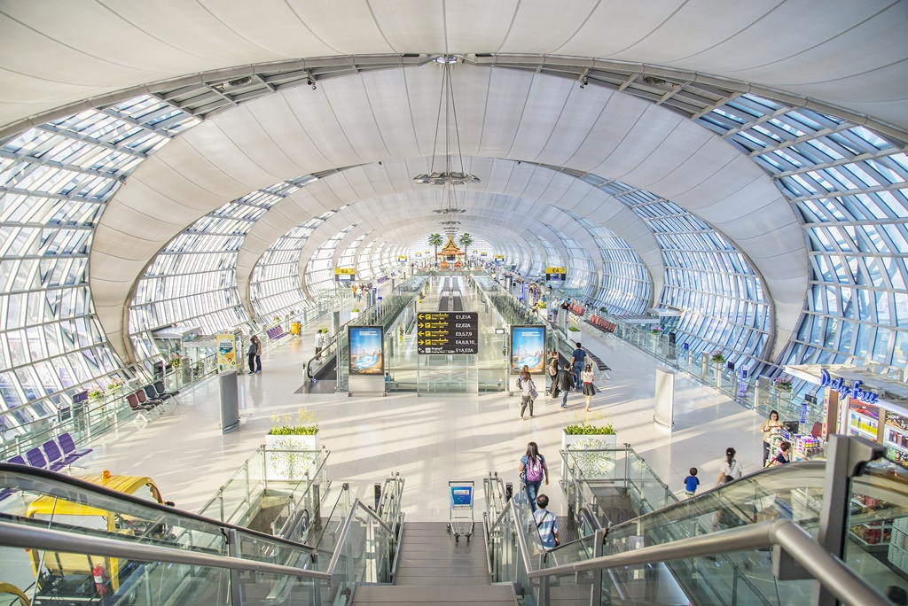 Aeroporto di Bangkok-Suvarnabhumi