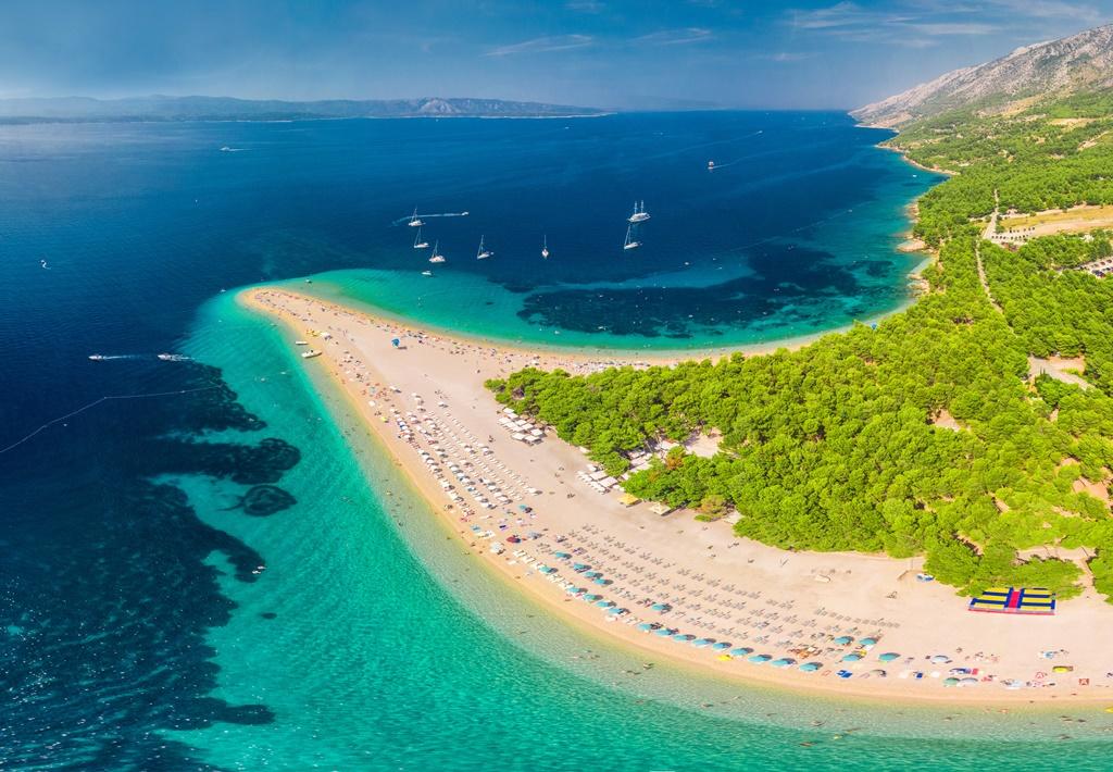 Najbolje plaže u Europi: Zlatni Rat