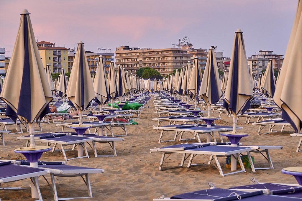 Najboje plaže u Europi: Plaža Bibione