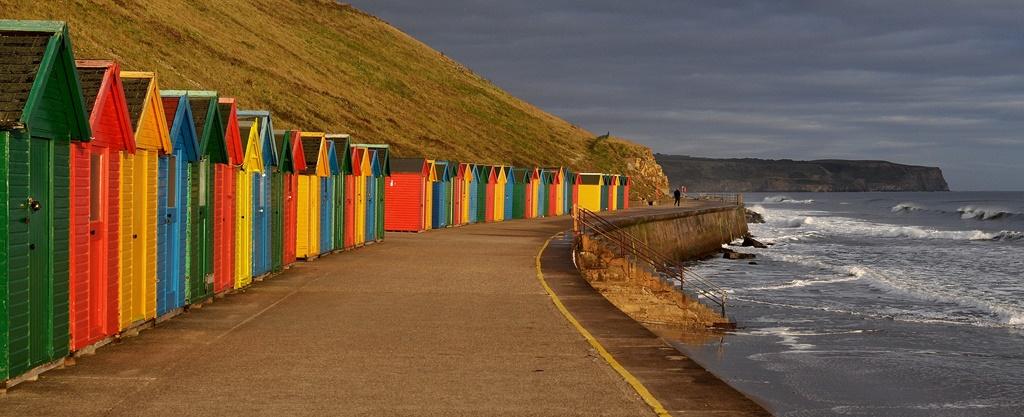 Plaža Whitby