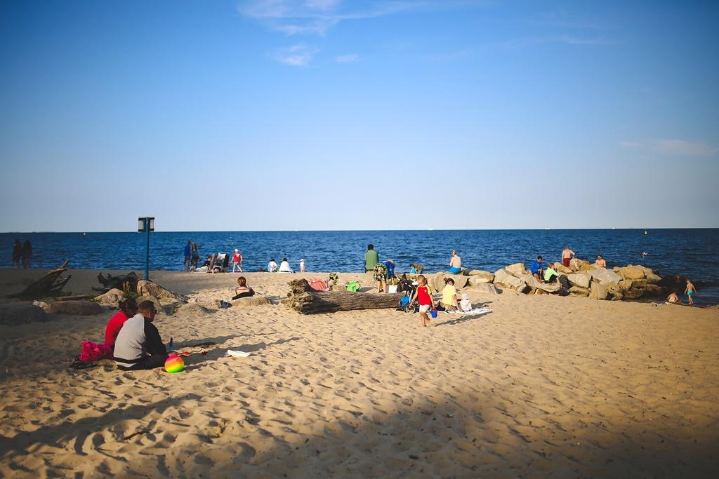 Plaža Gdynia