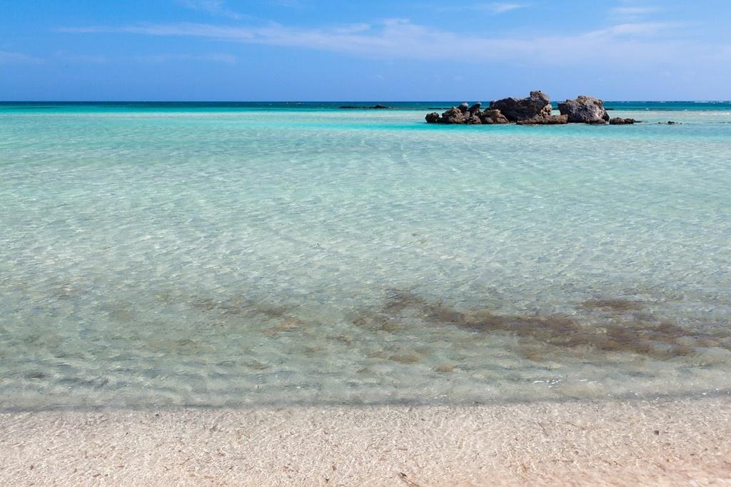 Plaža Elafonissi