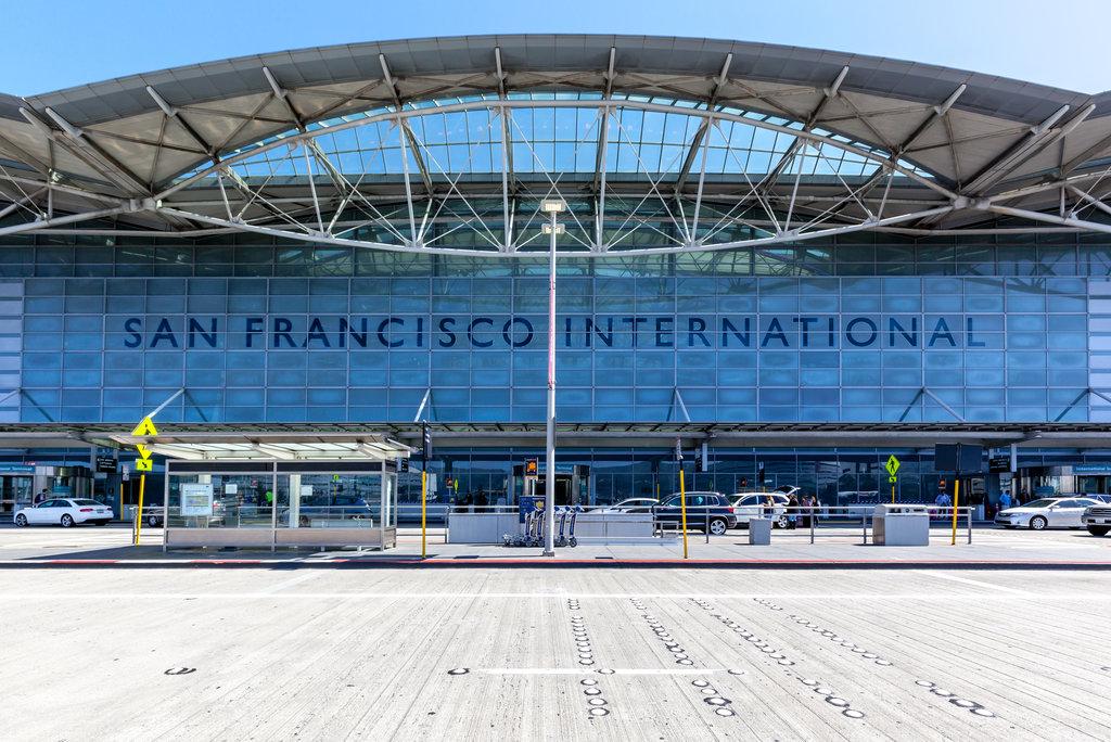 Flughafen San Francisco