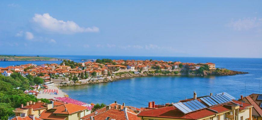 Best Beache in Bulgaria: Nessebar