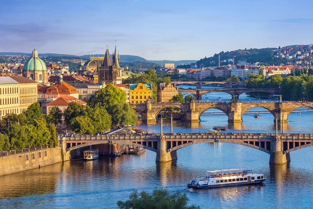 Sights prague top in Prague's Must