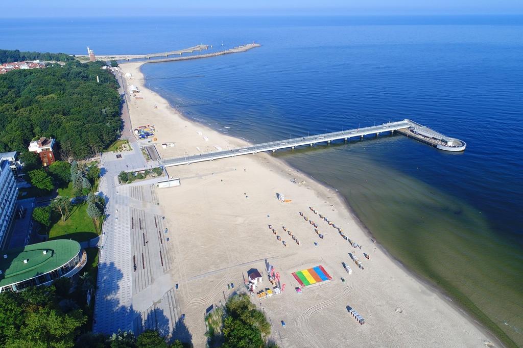 Kolobrzeg Beach