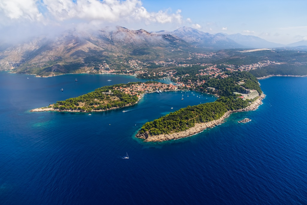 Cavtat, Croazia