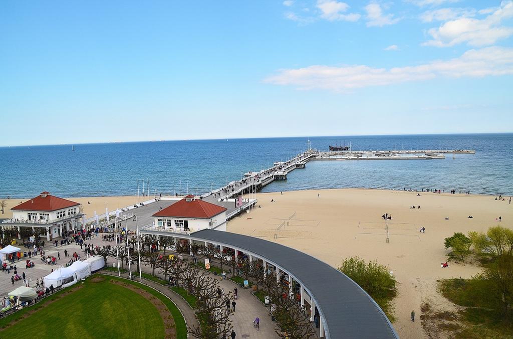 Spiaggia di Sopot