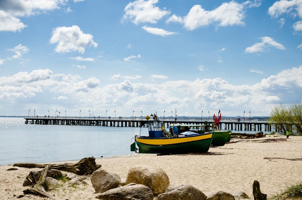Spiaggia di Gdynia