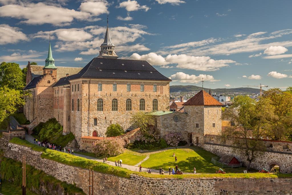 Arkeshus Fortress Oslo