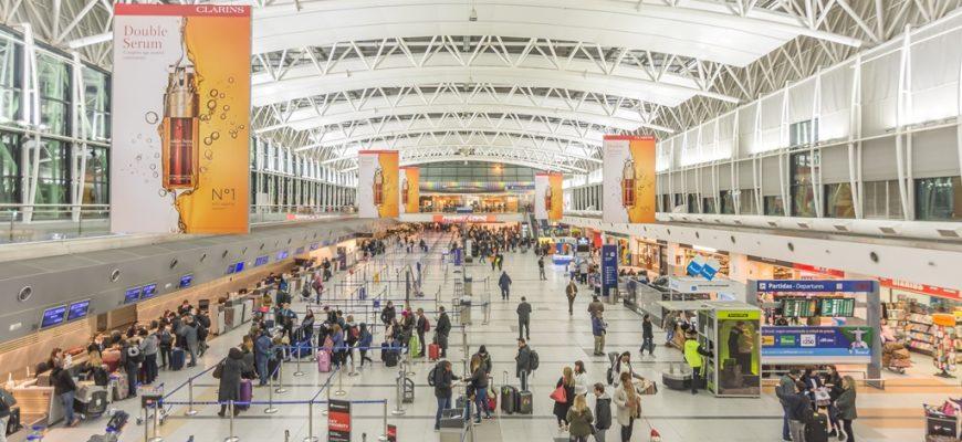 Buenos Aires Ezeiza Airport