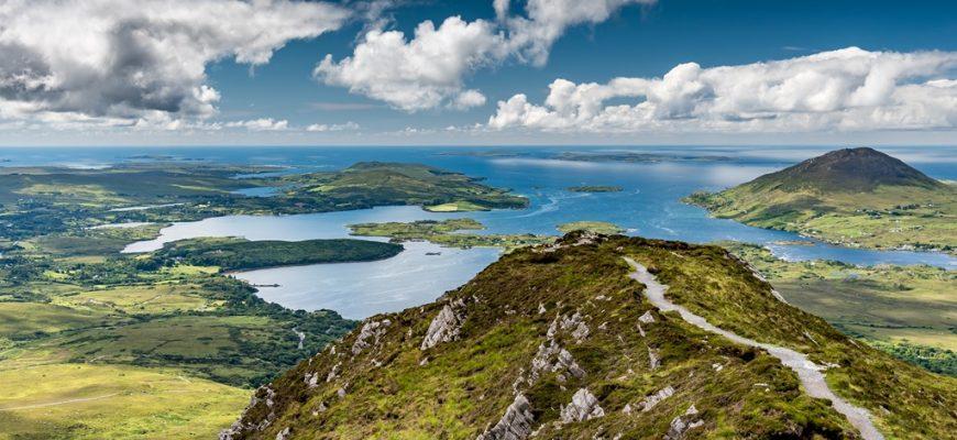 Nacionalni parkovi u Irskoj