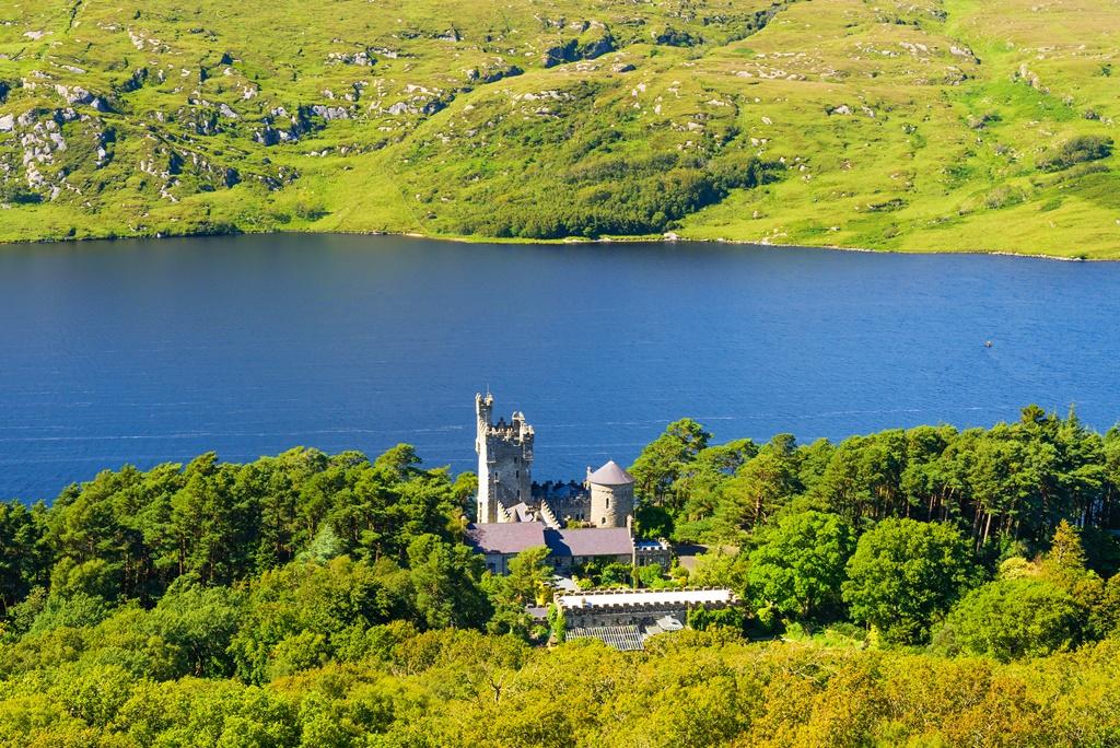 Dvorac Glenveagh