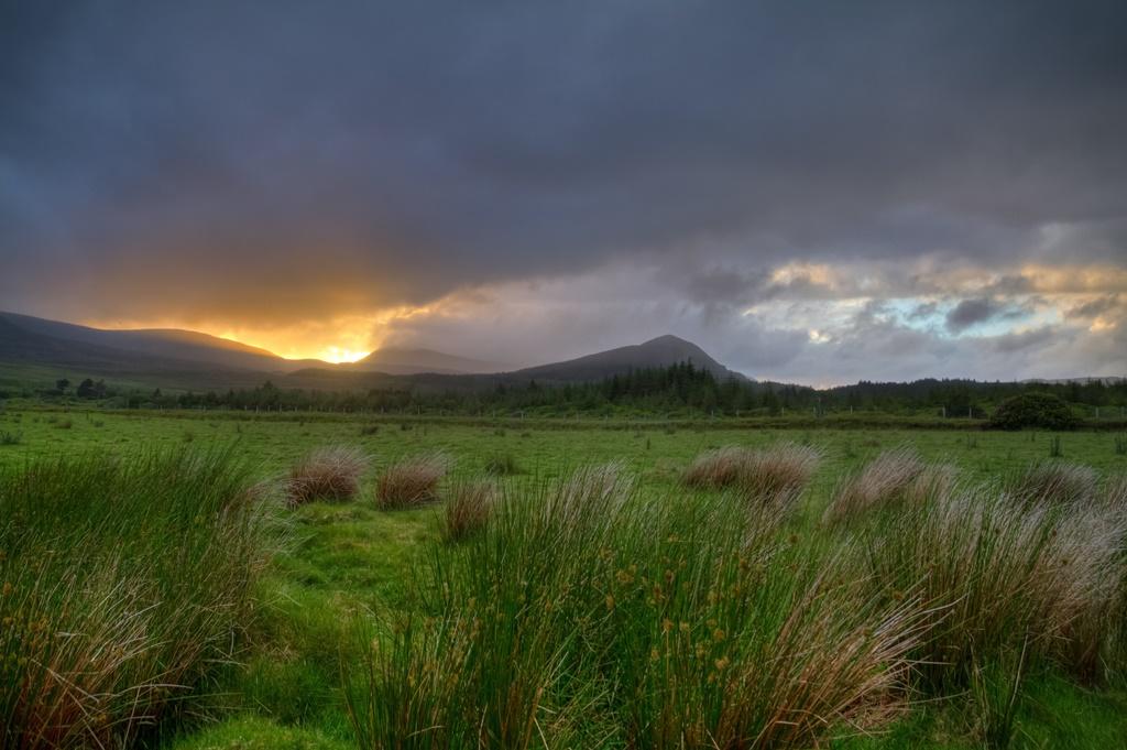 Nacionalni park Wild Nephin Ballcroy