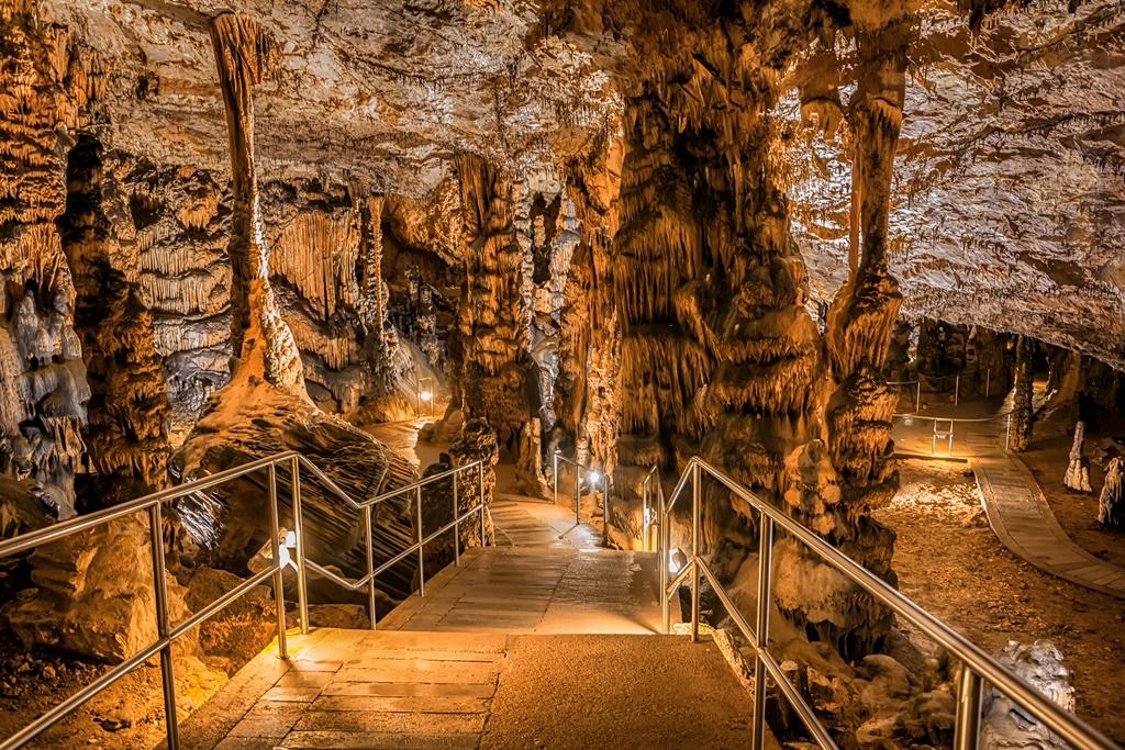 Baradle Cave in Aggtelek National Park