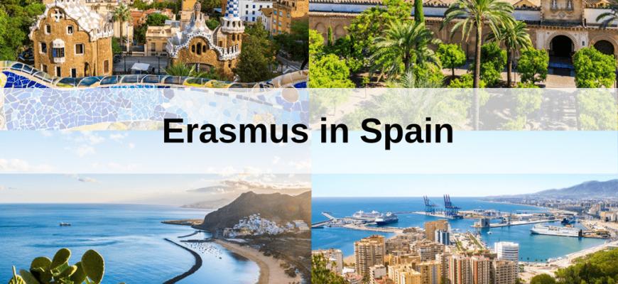 Erasmus in Spain