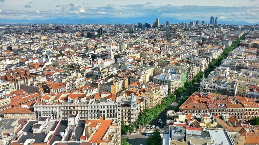 Erasmus cities in Spain: Madrid