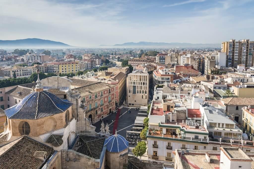 Erasmus cities in Spain: Murcia
