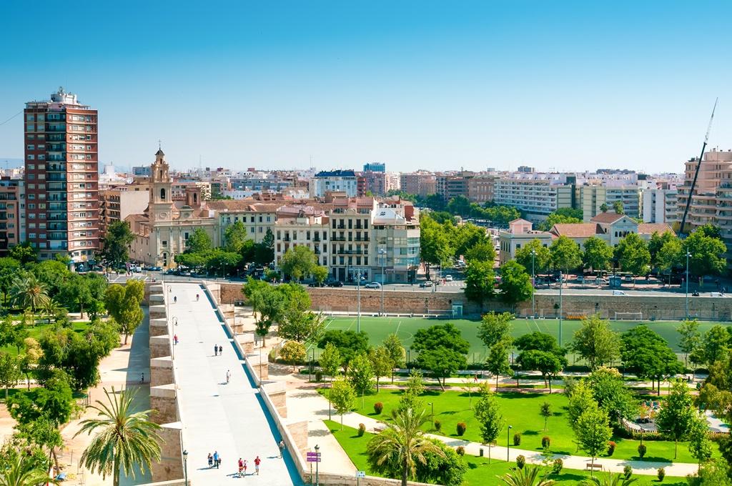 Erasmus cities in Spain: Valencia