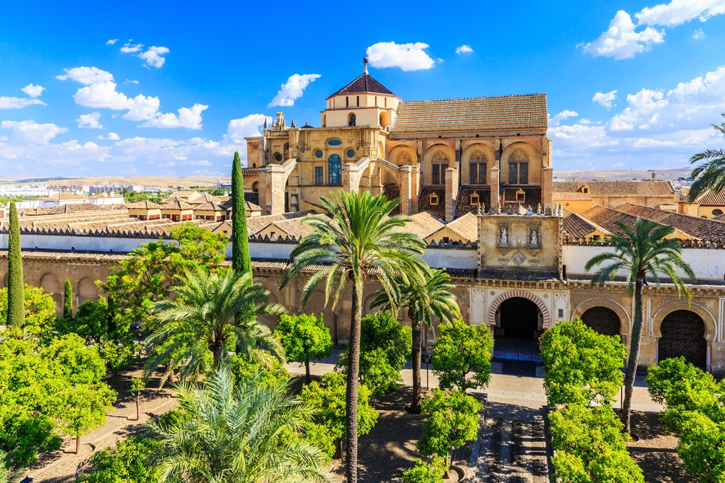 Erasmus cities in Spain: Cordoba