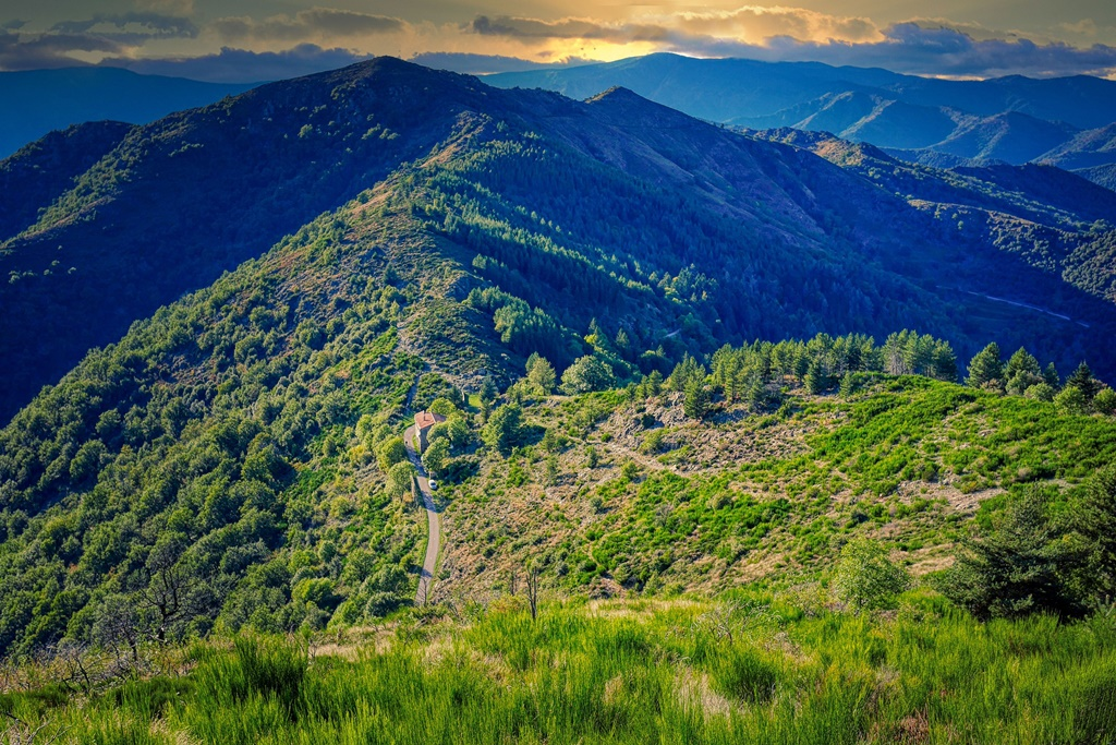 Nacionalni park Cevennes