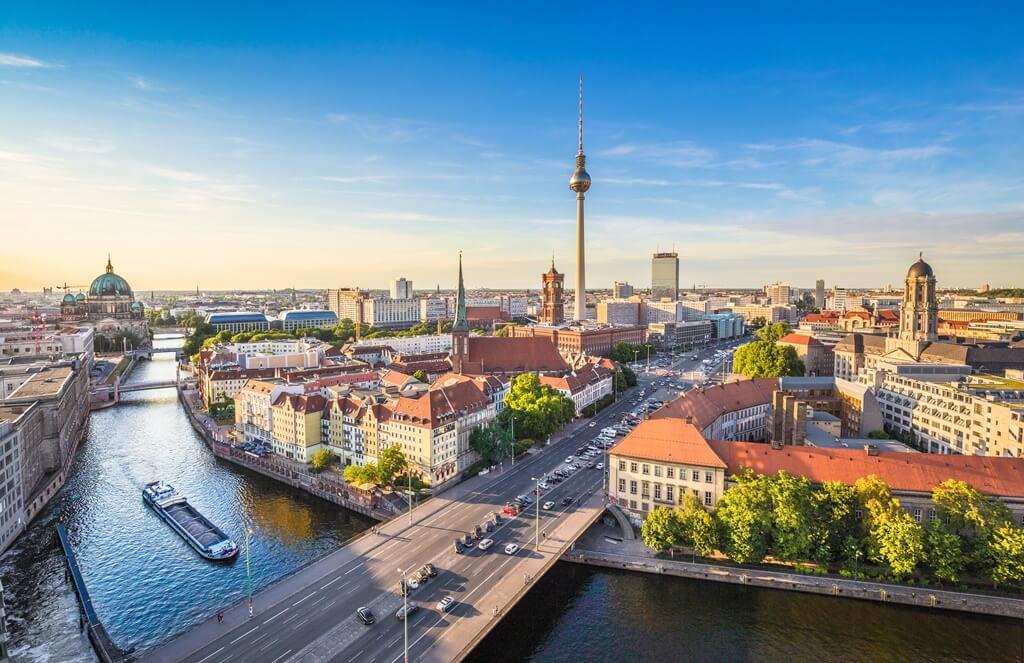 Erasmus cities in Germany: Berlin