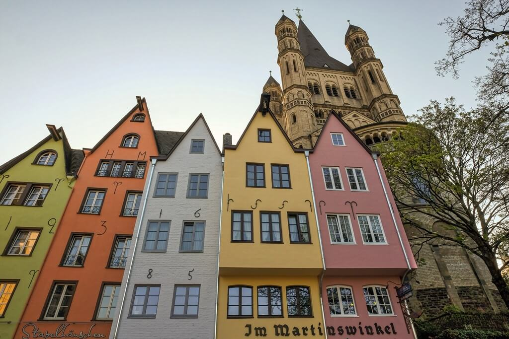 Erasmus cities in Germany: Cologne