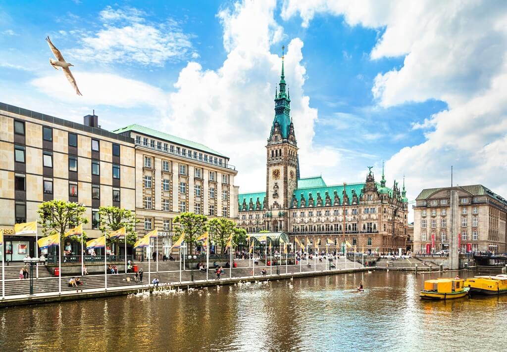 Erasmus cities in Germany: Hamburg