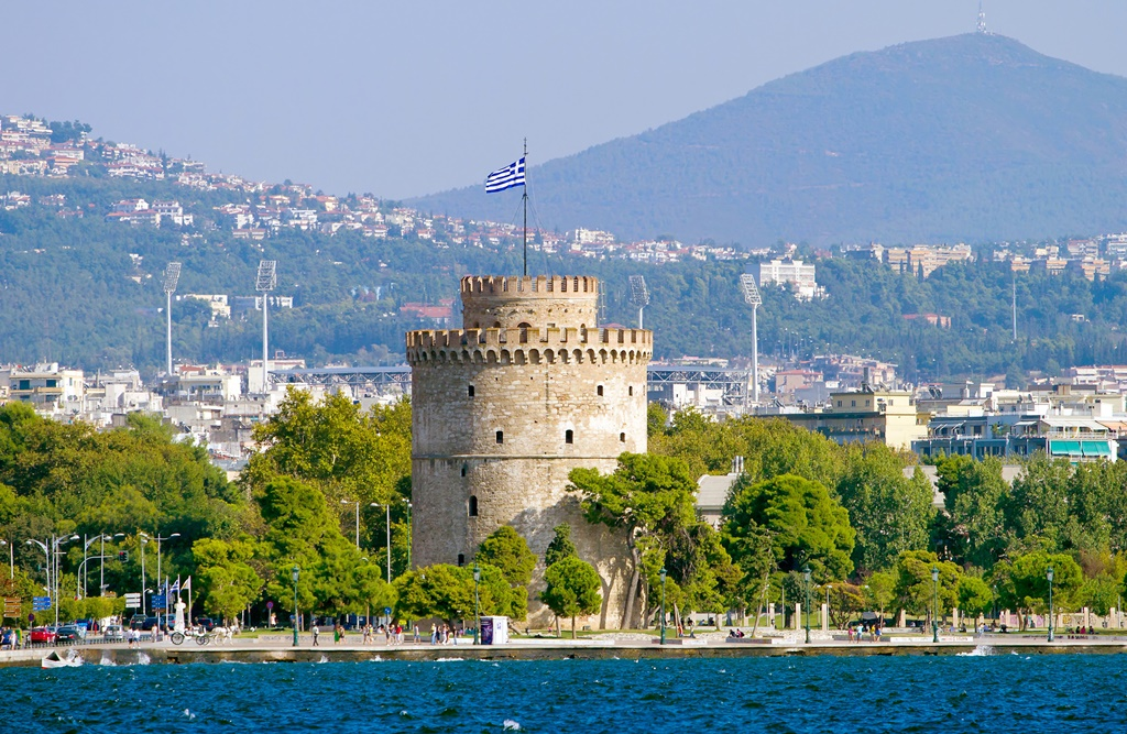 Best Museums in the World : White Tower of Thessaloniki