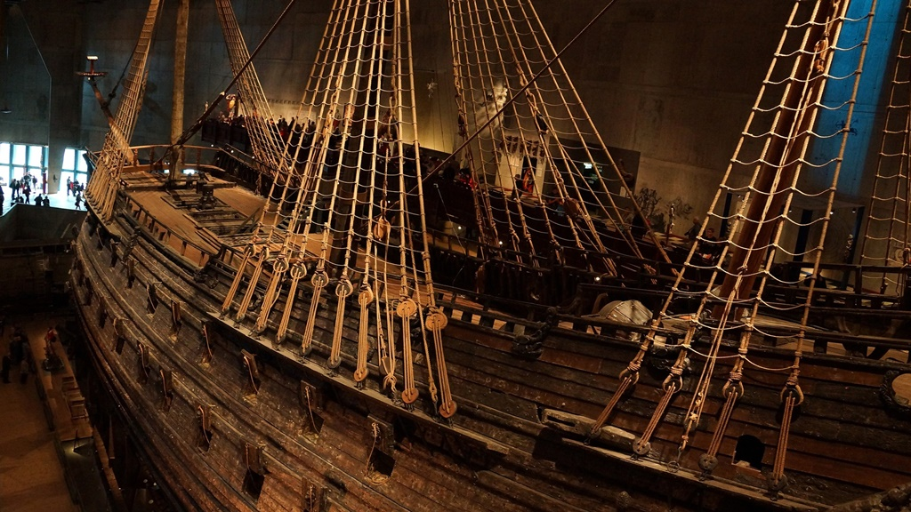 Best Museums in the World : Vasa ship