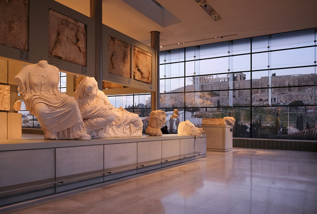 Best Museums in the World : Acropolis Museum