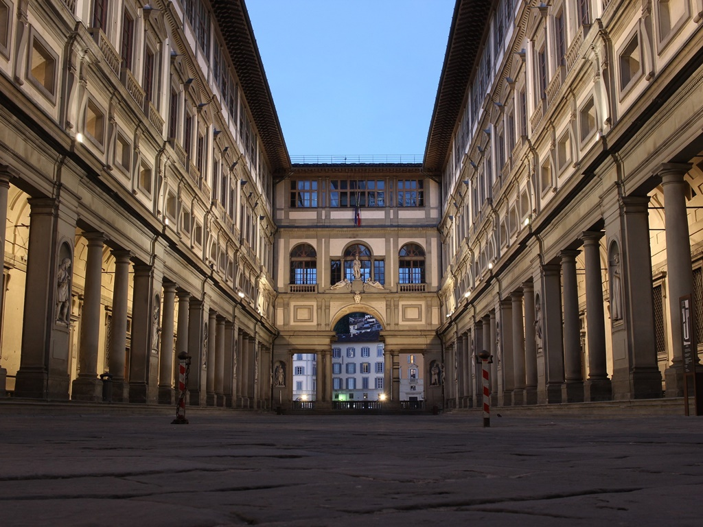 Best Museums in the World: Uffizi Gallery